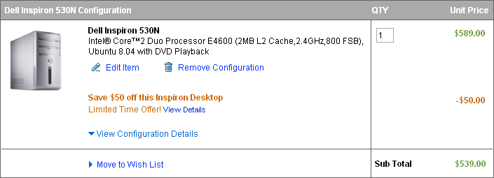 Dell + Ubuntu