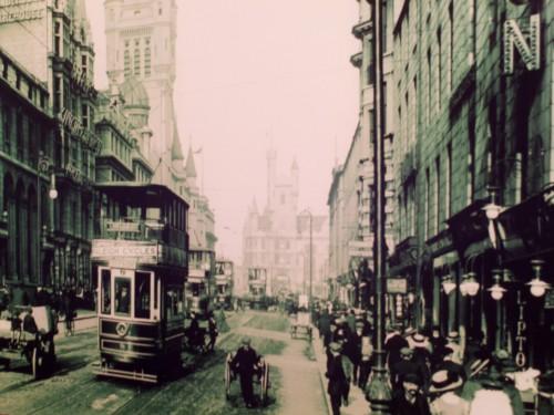 Edinburgh Trams from the 1900s